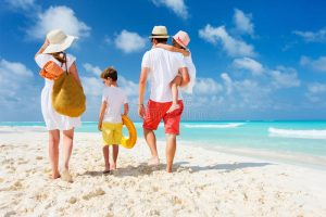 family-beach-vacation-back-view-happy-tropical-summer-53058654