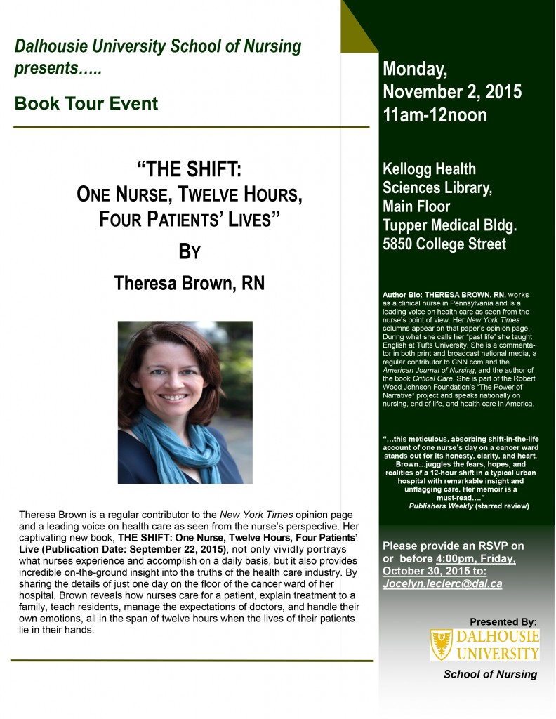 Book Tour The Shift