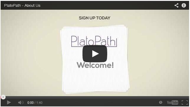 PlatoPath video