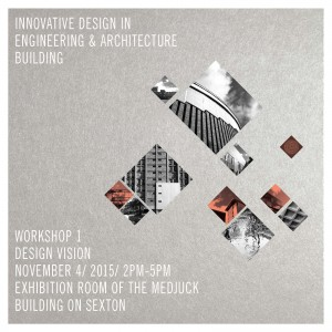 Design Workshop #1 - November 4, 2015
