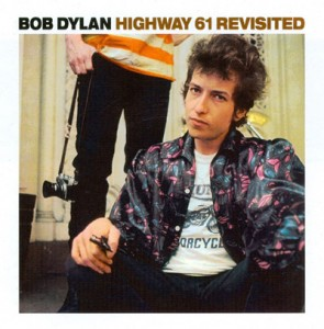 One of the many Dylan recordings in our Music Collection
