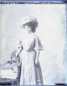 Bessie Parris (PC2, Box 71, File 86)