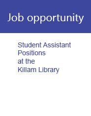 student assistant positions