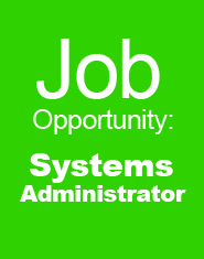 systems administrator