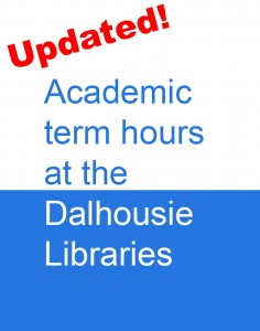 updated academic hours