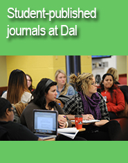 student published journals at dal