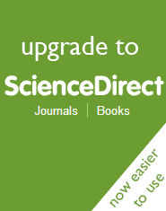 upgrade to science direct