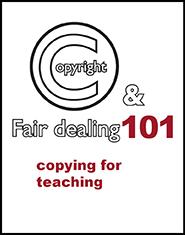 copyright blog post series - teaching