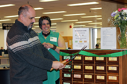 seed library launch 9