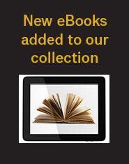 new eBooks