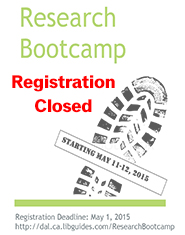 RegistrationclosedResearchBootcamp