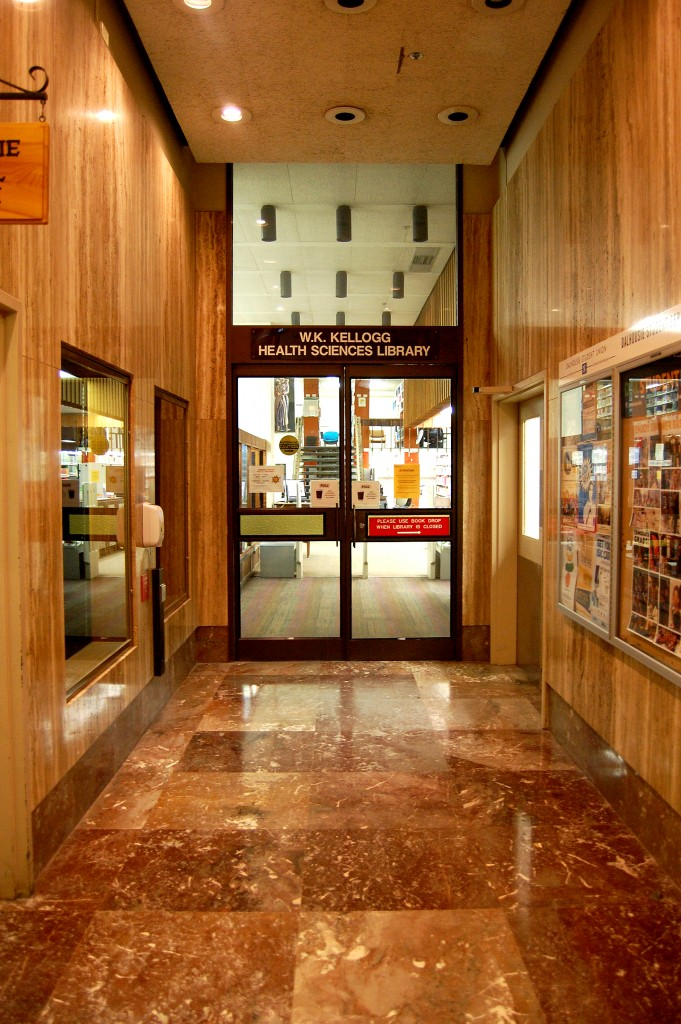 W.K.Kellogg Health Sciences Library