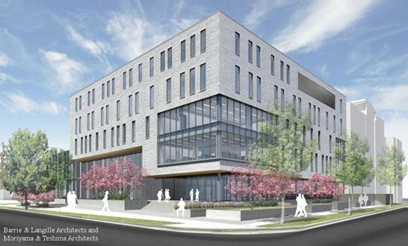 Collaborative Health Education Building