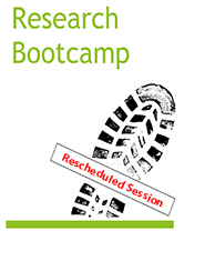 Rescheduledsession_ResearchBootcamp