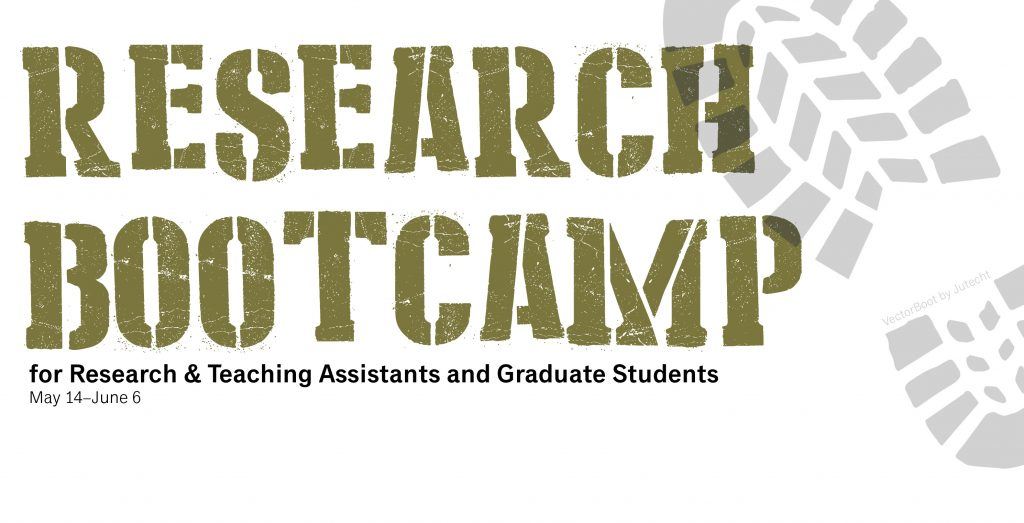 Research bootcamp image for eventbrite 2018