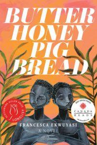 Cover of the Butter Honey Pig Bread novel.