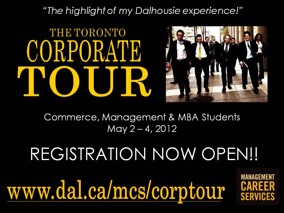Mba Tour Registration