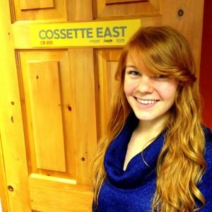 2013 - Terralynn Trask at Cossette East