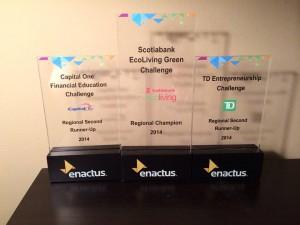 Enactus awards