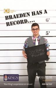 CCR record
