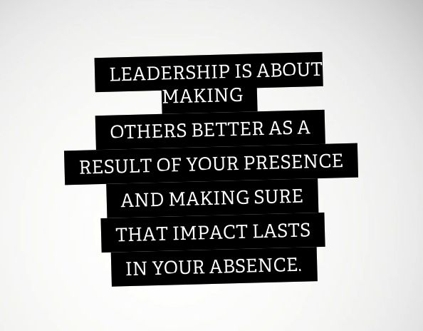 What Will Your Leadership Legacy Say About You?
