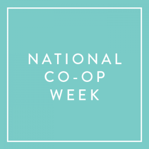 Co-op Week Logo