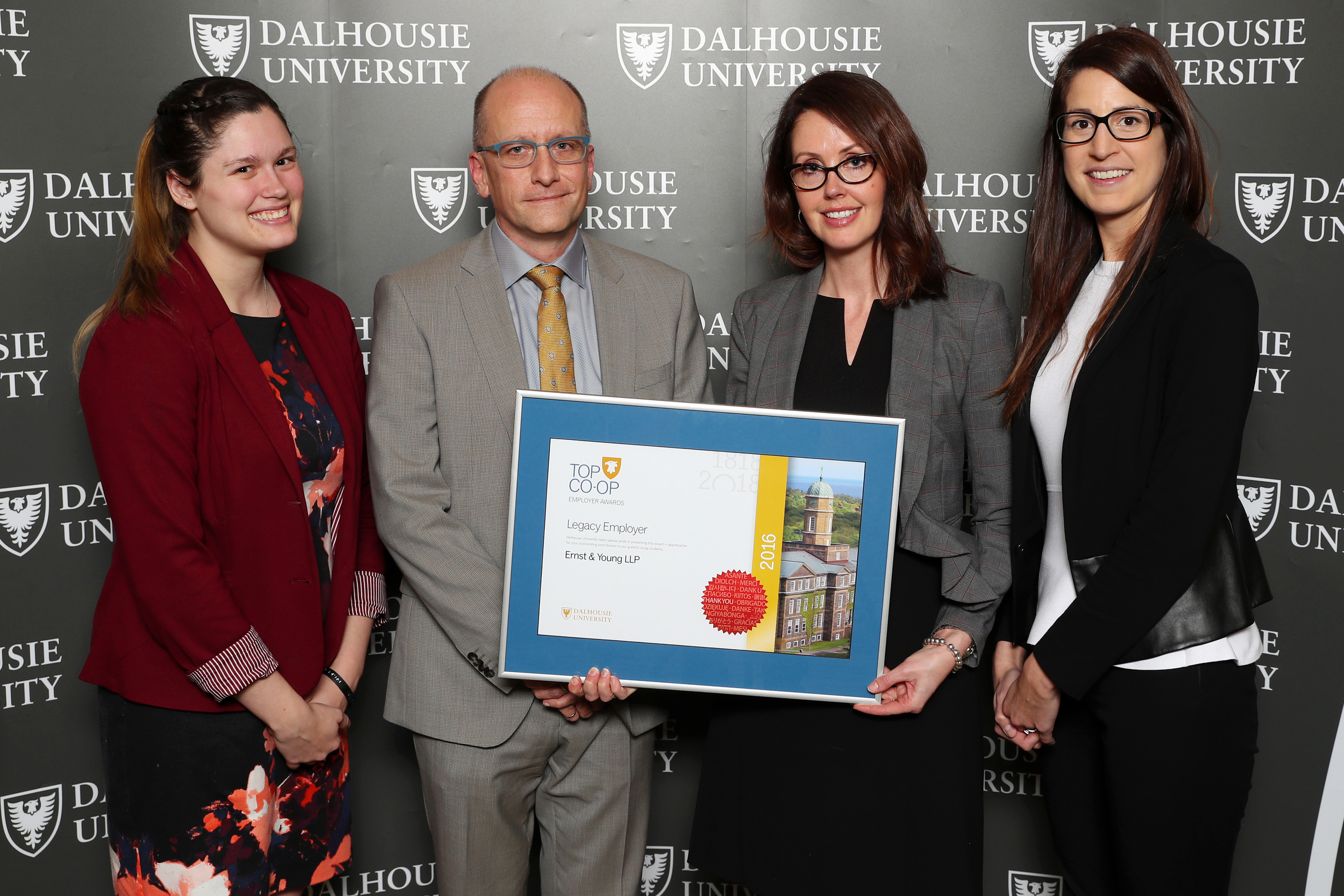 Dalhousie University celebrates excellence in co-operative education