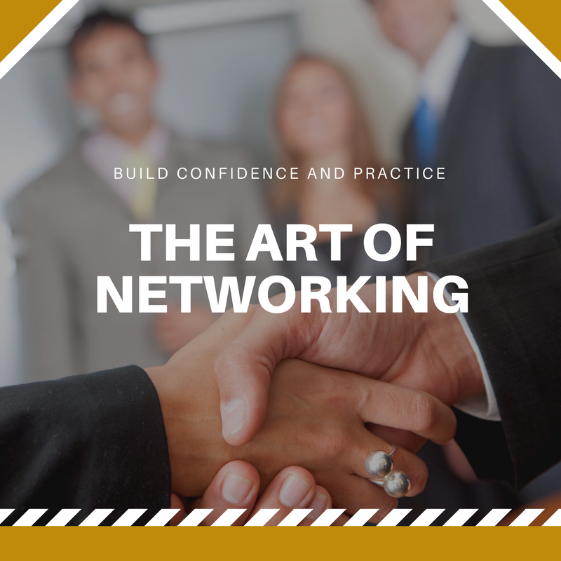 Build Your Confidence and Practice the Art of Networking [INFOGRAPHICS]