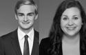 Student Spotlight: Sam Dyson and Michele Megannety