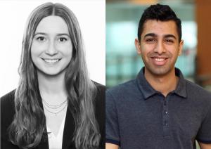Student Spotlight: Sasha Paikin &  Keshav Paliwal