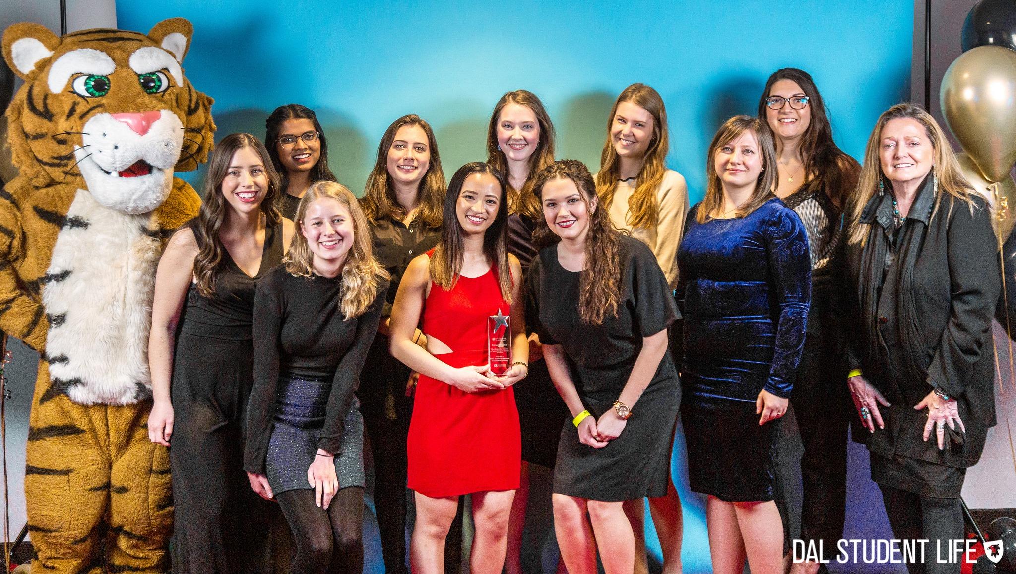 Spotlight: Rowe Women in Business Association