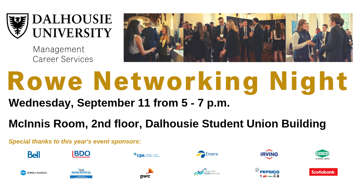 Rowe Networking Night 2019: Tips for Employers