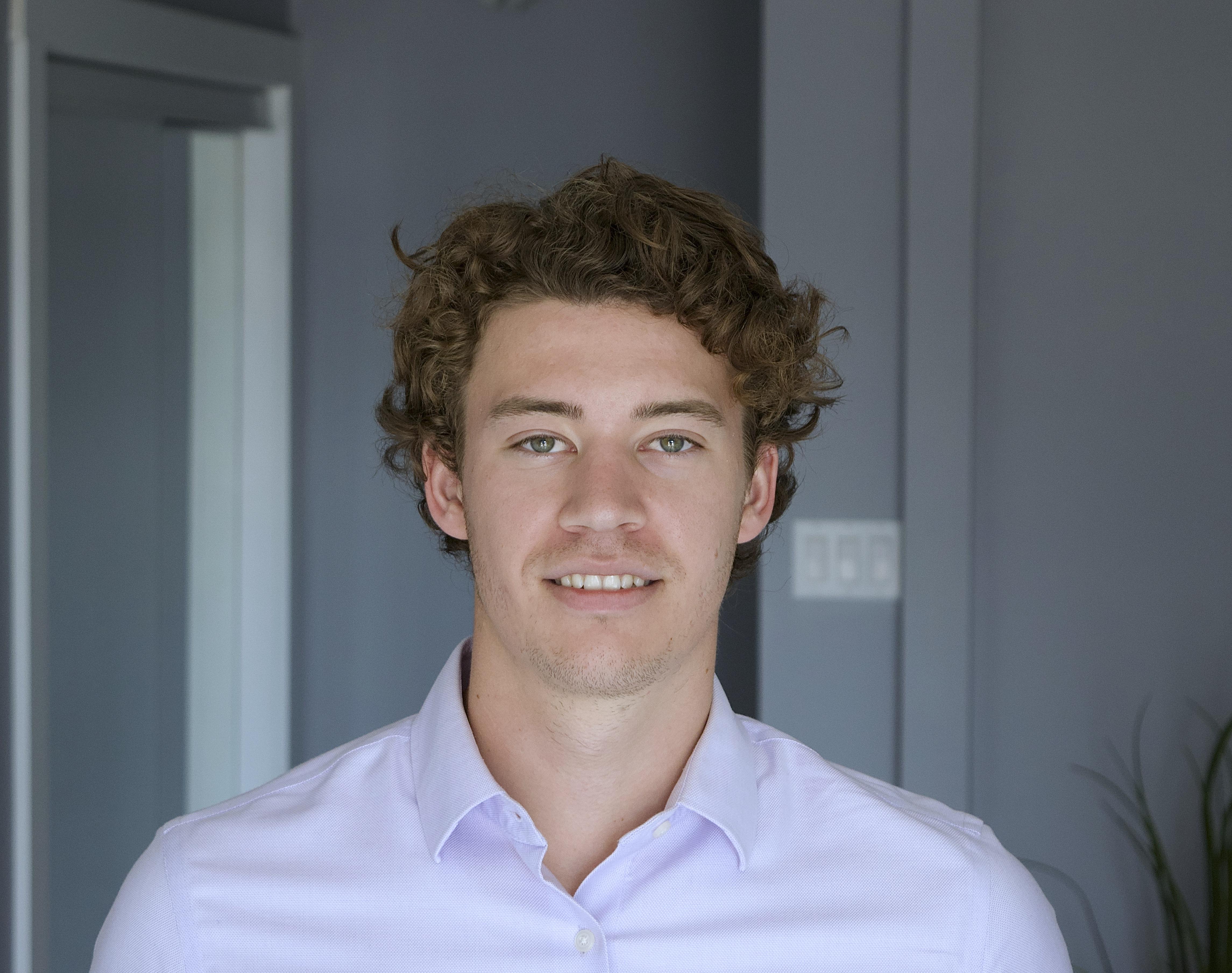 Student Spotlight: Griffin LeBlanc