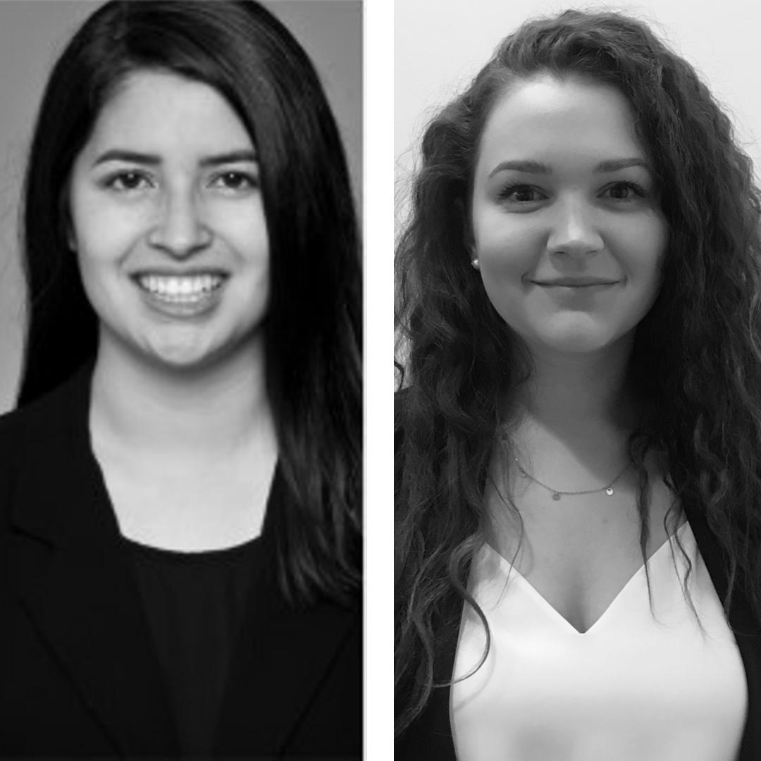 Student Spotlight: Breena T'ien & Megan Daviduck