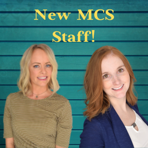 New MCS Staff! (2)