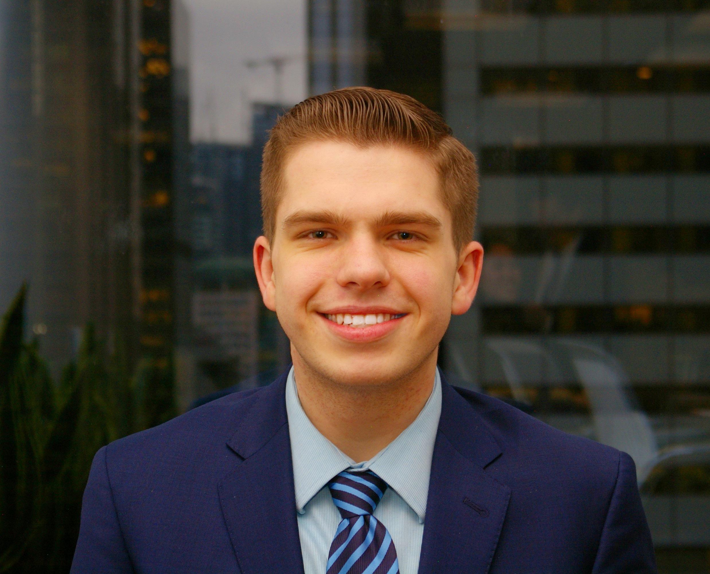 Student Spotlight: Aaron Sophocleous