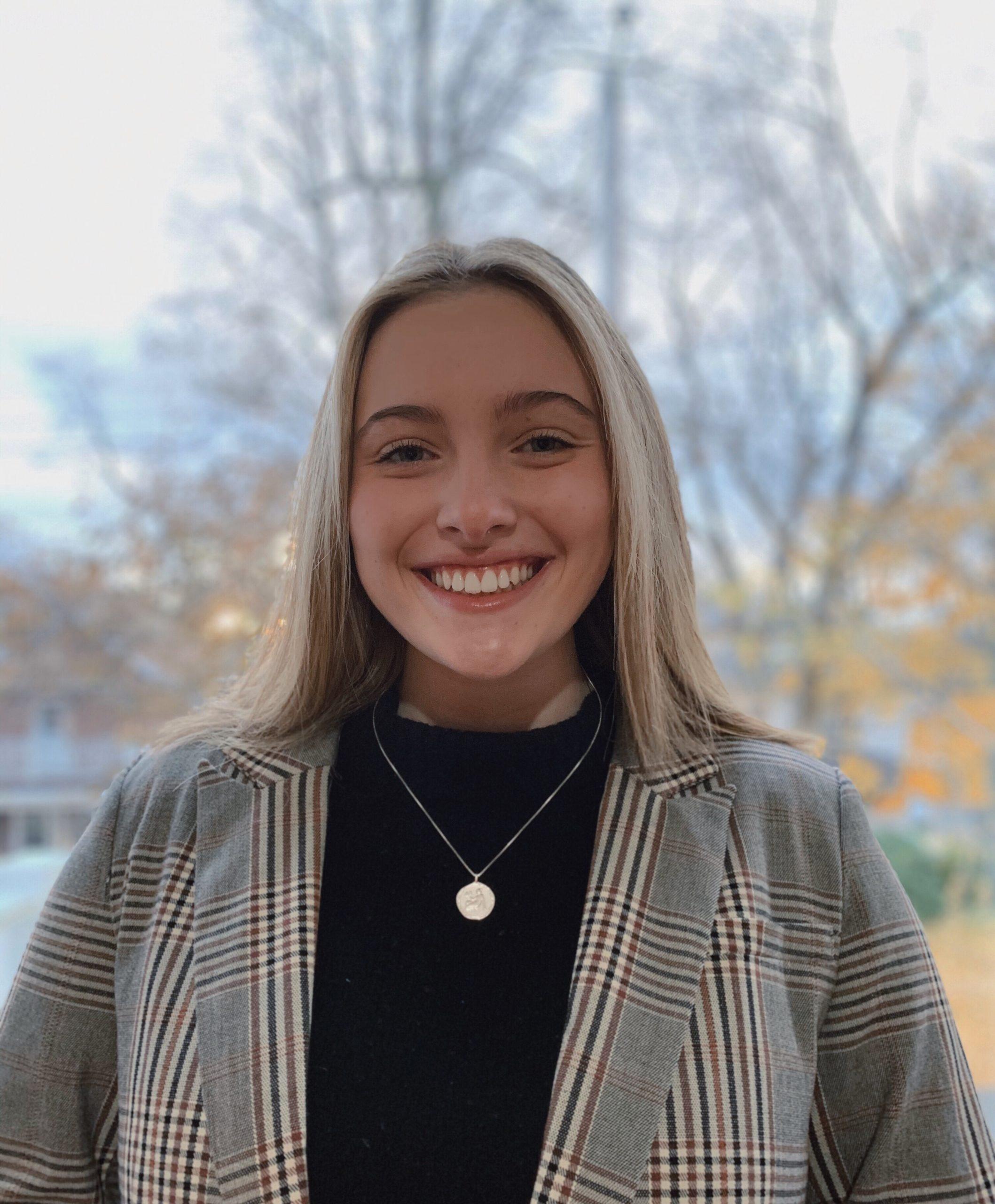 Student Spotlight: Emily Ogston