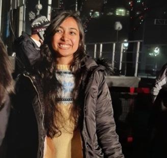 Student Spotlight: Manvi Bansal