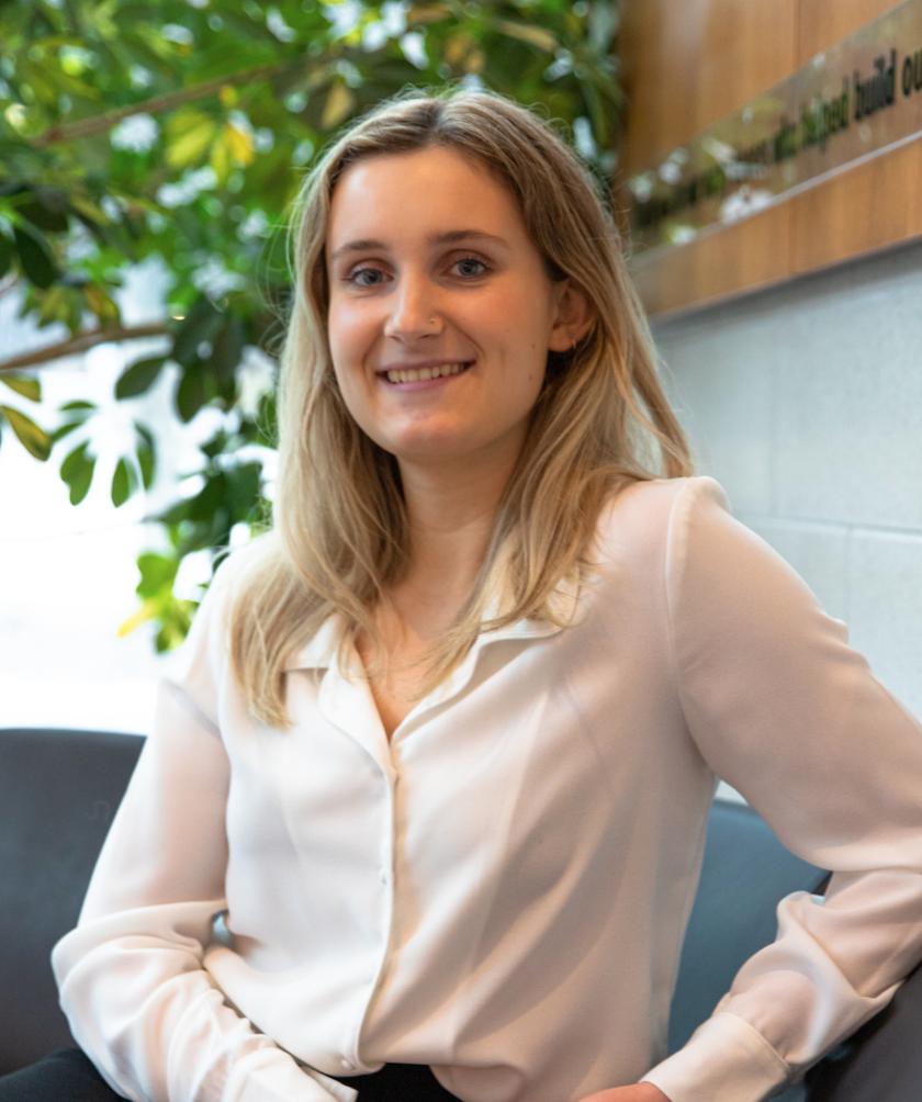 Student Spotlight: Taryn Faliszewski