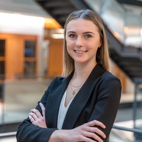Student Spotlight: Josie Hooks