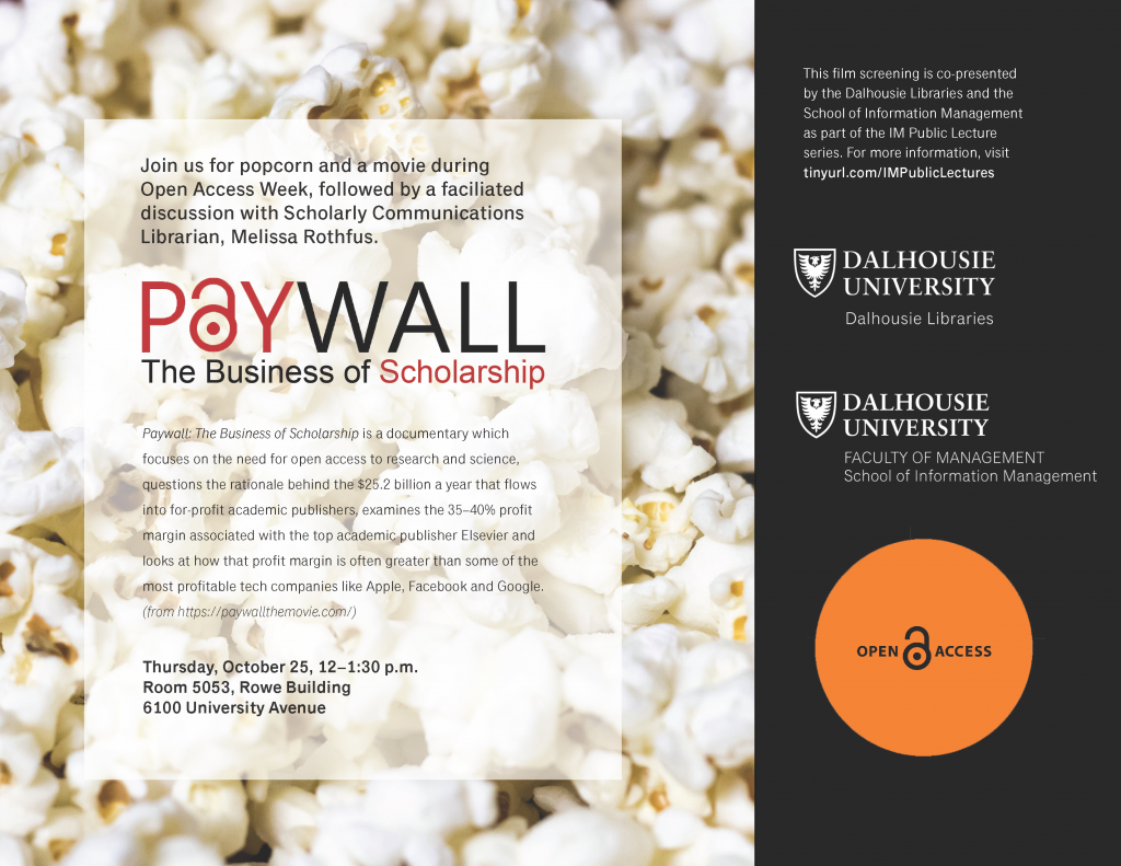 2018_10_25_Paywall Screening & Discussion_Poster
