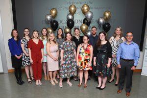 2019 Spring Convocation Breakfast and Award Ceremony - Graduates